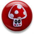 Angie buttons mushroom