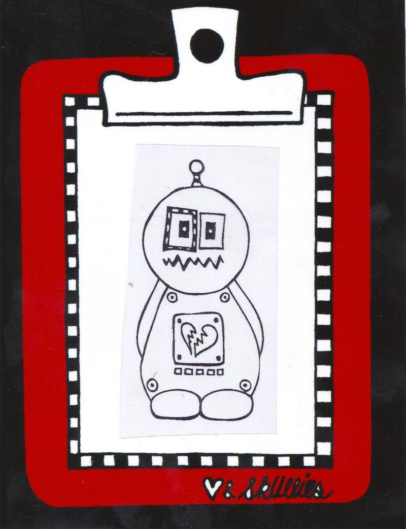 Stamp heart breaker bot