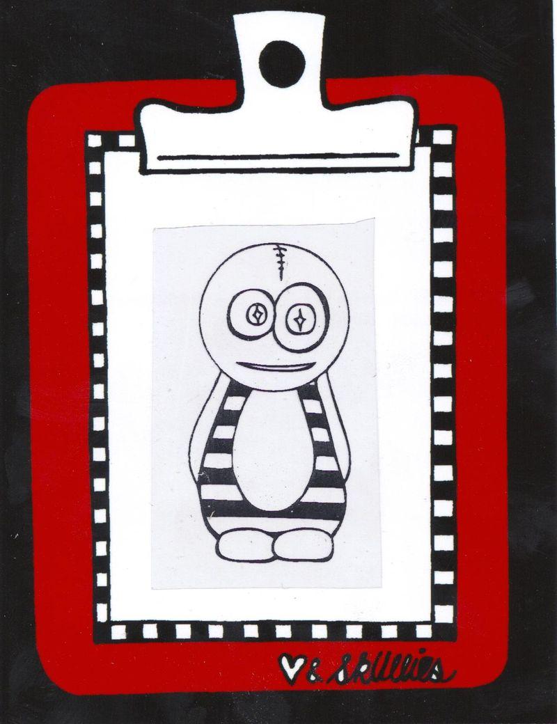 Stamp emoe
