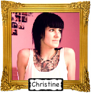 Dt christine name