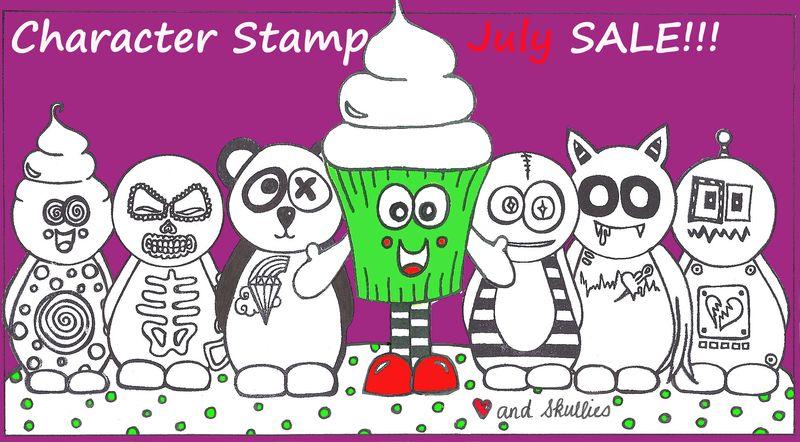 Stamp sale 1